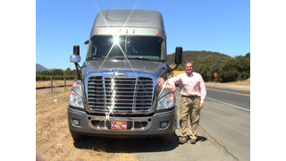 Behind the wheel of the 2014 Cascadia Revolution