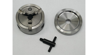 Universal brake lathe adapter