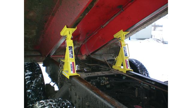 WorkSafe USA: Set of Dump-Lok Safety Support Devices