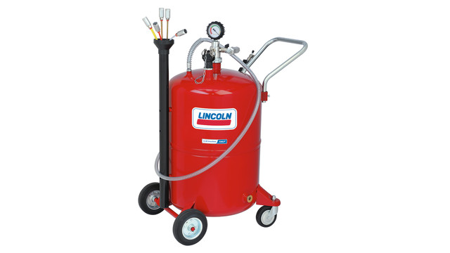 20-gal Used Fluid Evacuator No. 3650