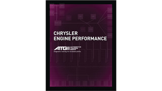 Chrysler Engine Performance Training Manual