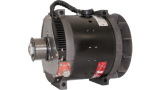 14V, 360A pad-mount alternator No. C527