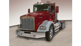 Kenworth Offers New Dual LNG Tank Configuration