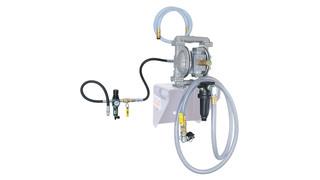 Diaphragm Pump Evacuation System No. 4100