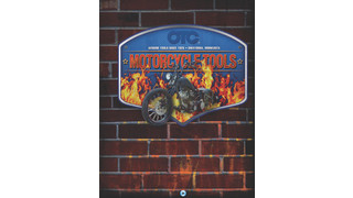 OTC Motorcycle Tools Catalog