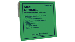 QuikStik steel adhesive wheel weight roll No. SST32000N