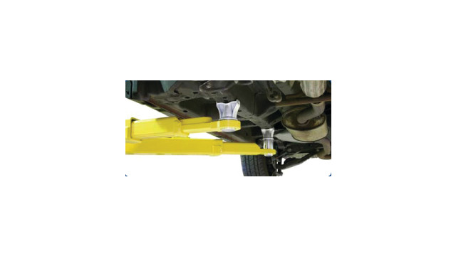 Truck adapter and extension kit No. 10319