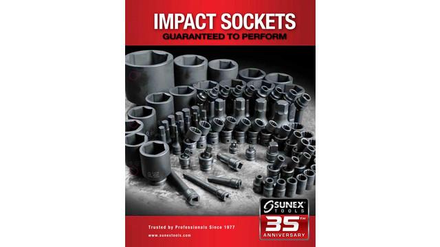 Sunex 2012 Sockets Product Catalog