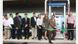 Public-access CNG fueling station opened