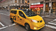 Nissan exclusive taxi provider in NYC