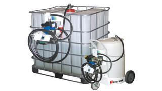 Diesel Exhaust Fluid (DEF) dispensing systems