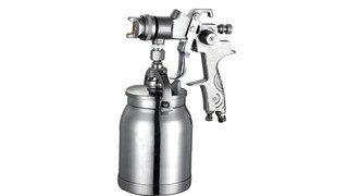 Mountain syphon feed spray gun, No. MTN4118