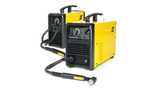 PowerCut plasma cutter, Nos. 400 and 700