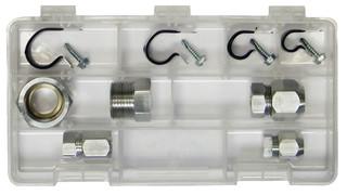 A/C compression block off kit No. AC80