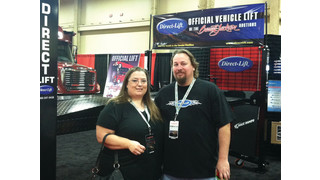Direct Lift gives away trip for two to Barrett-Jackson Las Vegas auction