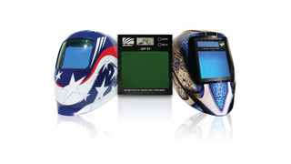 iDF intelligent darkening filter