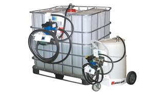 Diesel Exhaust Fluid (DEF) dispensing systems