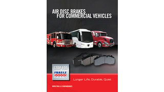 Fras-Le launches air disc brake pad program