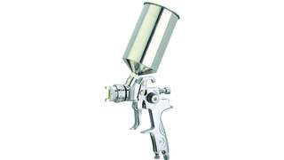 Gravity feed spray gun No. MTN4117
