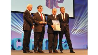Hunter's Road Force Touch wins Automechanika Innovation Award