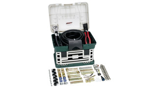 Deluxe transmission / oil cooler line repair kit No. TR555