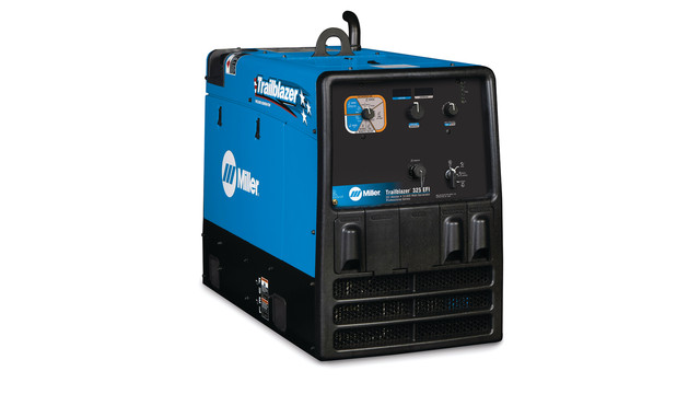 Trailblazer engine-driven welder/generators, Nos. 275 and 325