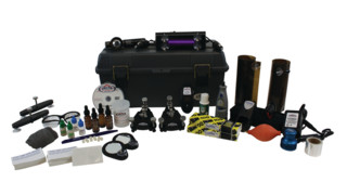EZ-500D Mobile Pro Plus Windshield Repair System No. 36030
