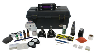 EZ-350D Shop Pro Windshield Repair System No. 36110
