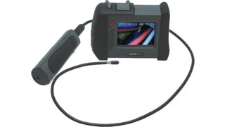 Recording video borescope systems, Nos. DCS1600, DCS1600ART, DCS1800 and DCS1800ART