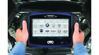 Genisys Touch Diagnostic System