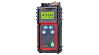 Handheld gas analyzers, No. IR-6000