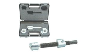 Dual wheel separator