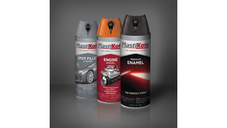 Twist and Spray aerosol design now available on PlastiKote paints