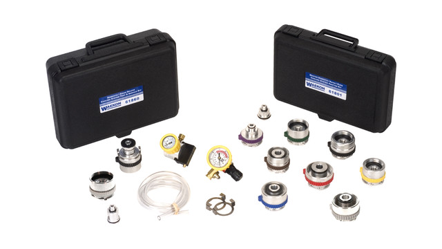 CSA Grand Master Cooling System Test and Refill Kit, No. 61868