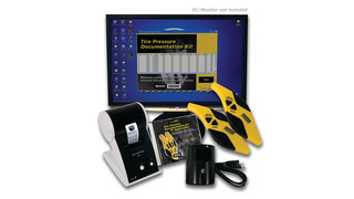 20968 Tire Pressure Documentation Kit with Thermal Printer