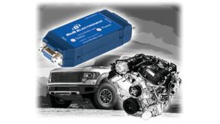 Streamer onboard diagnostics for Ford EcoBoost