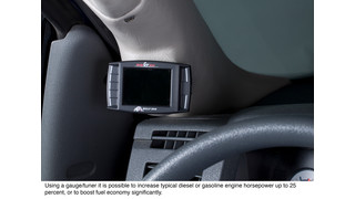 Tuners enable pickup truck drivers improved horsepower and fuel economy