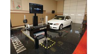 Integrity Test Drive test driven at SEMA