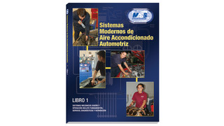 Modern Automotive HVAC Systems textbook (Spanish)