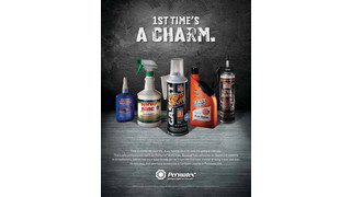 Permatex changes publicity campaign