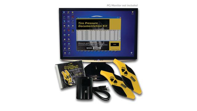 20964 Tire Pressure Documentation Kit