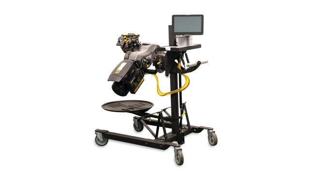 GYR validated brake service system