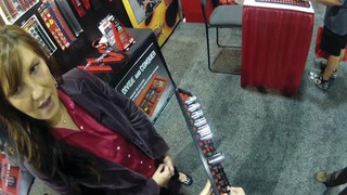 Wrenchin Roger at AAPEX 2012: Ernst socket storage