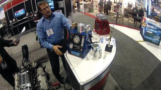 Wrenchin Roger at AAPEX 2012: Redline product demonstrations