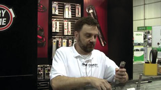 Wrenchin Roger at AAPEX 2012: Coast Products flashlights