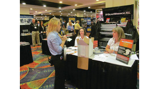 Distributor shows provide invaluable forums; don't be left behind!
