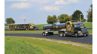 Mack kicks off coast to coast fuel efficiency tour