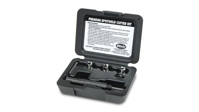 Premium Spotweld Cutter Kit