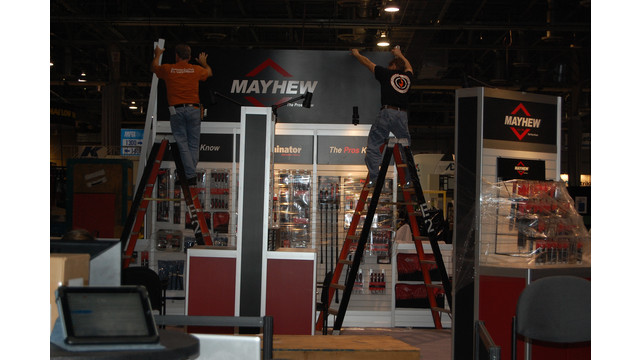 AAPEX2012-Mayhew booth.JPG