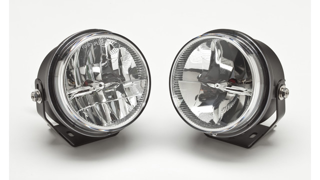 LED fog and driving lamps, No. 530